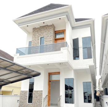 Luxury 5 Bedroom Detached Duplex, Chevy View Estate, Chevron Drive, Lekki Phase 2, Lekki, Lagos, Detached Duplex for Sale