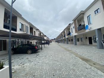 Service 4 Bedroom Semi Detached Duplex, Villa Estate, Ikota, Lekki, Lagos, Semi-detached Duplex for Rent