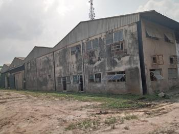 2 Bay Warehouse of Office Blocks, Off Wemco Road, Ogba Industrial Scheme, Ikeja, Lagos, Warehouse for Sale