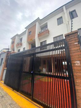 Self Serviced 5 Bedroom Terrace Duplex with a Room Bq, Ikoyi, Lagos, Terraced Duplex for Rent