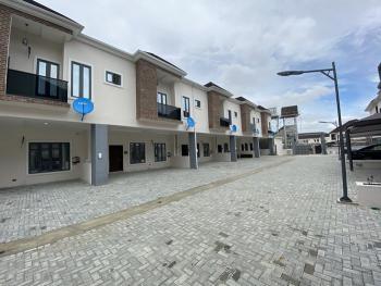 Service 4 Bedroom Terraced Duplex, Ikota Villa Estate, Lekki, Lagos, Terraced Duplex for Rent