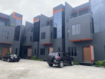 4 Bedrooms Terraced Duplex with a Bq, Lekki Phase 1, Lekki, Lagos, Terraced Duplex for Sale