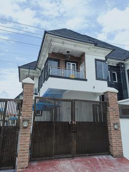 Brand New 4 Bedrooms Semi Detached Duplex, Osapa, Lekki, Lagos, Semi-detached Duplex for Sale