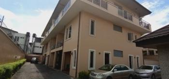 5 Bedroom Terrace Duplex with Bq and Swimming Pool, Parkview, Ikoyi, Lagos, Terraced Duplex for Rent