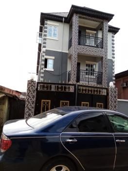 Decent 2 Bedroom Flat, Off Aiyetoro Street, Aguda, Surulere, Lagos, Flat for Rent