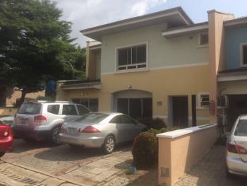 Luxury 3 Bedrooms Terraced Duplex with Study and a Room Bq, Salatu Royal Estate, Aminu Kano Way, Wuse 2, Abuja, Terraced Duplex for Sale
