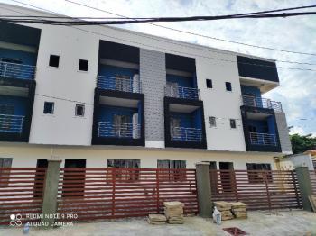 4 Bedrooms Terraced Duplex (all Ensuite) with a Room Boys Quarter, Adeniyi Jones, Ikeja, Lagos, Terraced Duplex for Sale