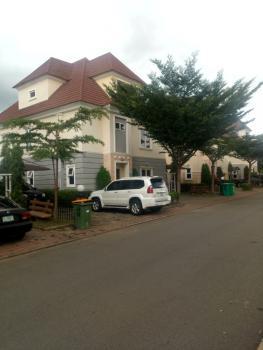 a Tastefully Finished Serviced 5 Bedroom Detached Duplex with 1bq, District After Legislative Quarters, Apo, Abuja, Detached Duplex for Rent