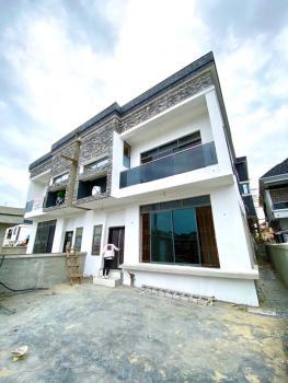 Four Bedroom Semi Detached Duplex with Bq, Ikota, Lekki, Lagos, Semi-detached Duplex for Sale