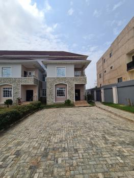 Luxury 4 Bedroom Terrace Duplex in a Secured Environment, Katampe Extension, Katampe, Abuja, Terraced Duplex for Sale