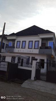 Iconic 4 Units of 4 Bedrooms Semi Detached Duplex, Newly Built with Bq, Osapa London, Osapa, Lekki, Lagos, Semi-detached Duplex for Sale