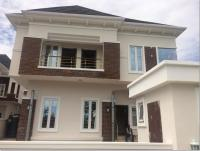 New 5-bedroom Fully Detached Duplex With Bq With Exquiste Finish At Chevy View, Chevy View Estate, Lekki, Lagos, 5 bedroom, 6 toilets, 5 baths Detached Duplex for Sale