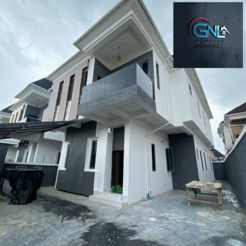 Magnificently Built, 5 Bedrooms Fully Detached House, Lekki, Lagos, Detached Duplex for Sale