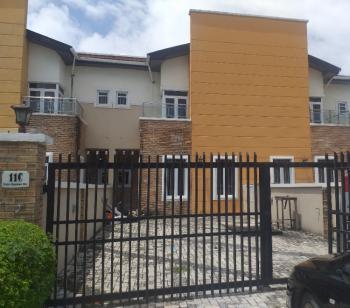 Newly Refurbished 4 Bedroom Duplex with Bq, Private Compound, U3 Estate, Lekki Phase 1, Lekki, Lagos, Semi-detached Duplex for Rent
