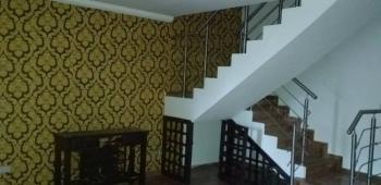 4 Bedroom Town House with a Bq, Osapa London, Abiolas Court 2, Shaki  Close, Osapa, Lekki, Lagos, House for Rent