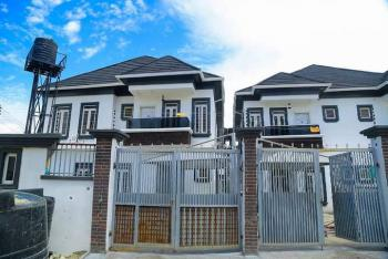4 Bedroom Detached Duplex with Bq, Ikota Villa Estate, Behind Mega Chicken, Ikota, Lekki, Lagos, Detached Duplex for Sale