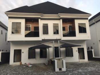 Brand New 4 Bedrooms, Oral Estate Extension, Orchid Road, Lekki Phase 2, Lekki, Lagos, Semi-detached Duplex for Rent