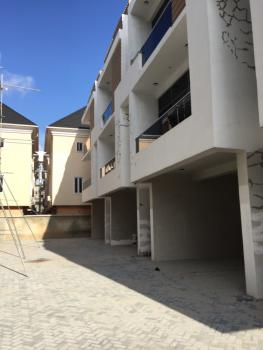 Luxury 4 Bedrooms Terrace with Bq, 4th Roundabout, Ikate, Lekki, Lagos, Terraced Duplex for Sale