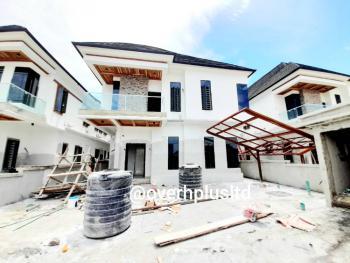 Newly Built 5 Bedroom Fully Detached Duplex with Bq, Ikota Villa, Ikota, Lekki, Lagos, Detached Duplex for Sale