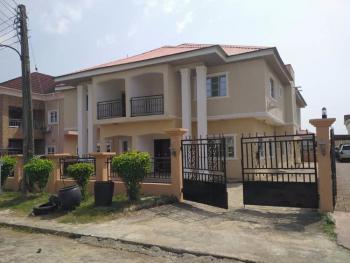 Lovely 4 Bedroom Duplex with a Room Bq, Crown Estate, Sangotedo, Ajah, Lagos, Semi-detached Duplex for Rent