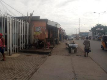 2 Plots of Land, By Domino Pizza, Ago Palace Way, Okota, Isolo, Lagos, Commercial Land for Sale