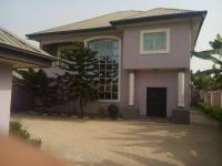 4 Bedroom Duplex (fully Detached), Rumuodara, Port Harcourt, Rivers, 4 bedroom, 5 toilets, 4 baths House for Sale