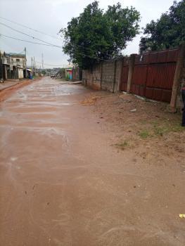 Bungalow on Two and a Half Plots, Adebayo Osho Street, Ori - Oke, Egbe, Lagos, Detached Bungalow for Sale