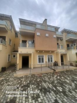 Luxury 4 Bedroom Terraced Duplex, Guzape District, Abuja, Terraced Duplex for Sale