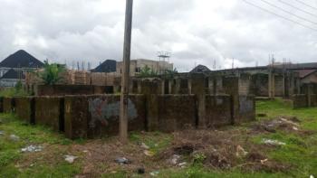 Uncompleted 4 Flat, Gaius Idubor , Oko Central Off Airport Road, Benin, Oredo, Edo, Block of Flats for Sale