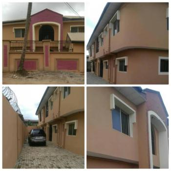 4 Nos of 3 Bedrooms Flat, New Oko-oba, Agege, Lagos, Block of Flats for Sale