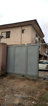 3 Bedroom Flat, Cement Bus Stop Not Far From Valley Estate, Mangoro, Ikeja, Lagos, Flat for Rent