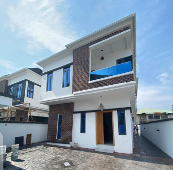 4 Bedroom Detached Duplex, Ologolo, Lekki, Lagos, Detached Duplex for Sale