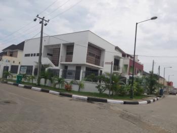 Corner Piece 1500sqm Land Fenced and Gated., Atlantic View Estate, Opposite Chevron, Idado, Lekki, Lagos, Residential Land for Sale