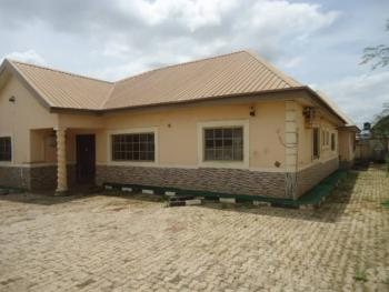 3 Bedroom Bungalow with 2 Unit of a Room and Palour As Bq, By Sahara Estate, Lokogoma District, Abuja, Detached Bungalow for Sale