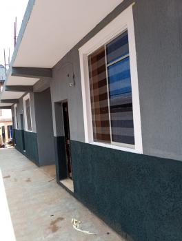 Newly Built Spacious Room Self Cintained Apartment., Abule Ijesha, Yaba, Lagos, Self Contained (single Rooms) for Rent