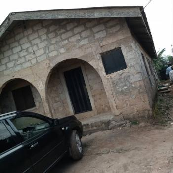 3 Bedroom and a Room Self Contained on a Half Plot., Aminkanle, Ait, Alagbado, Meiran, Agege, Lagos, Detached Duplex for Sale