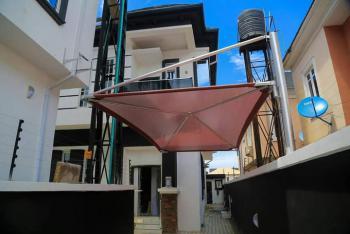 a 4 Bedroom Semi Detached Duplex with a Bq., Thomas Estate., Ajah, Lagos, Semi-detached Duplex for Rent