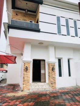 a 4 Bedroom Semi Detached Duplex with a Bq, Thomas Estate, Ajah, Lagos, Semi-detached Duplex for Rent