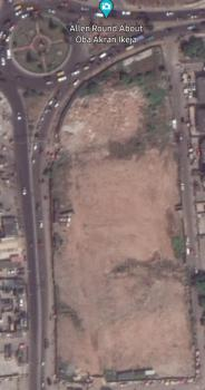 Prime Plot Measuring 4 Acres in a Strategic Location, Avenue, Allen, Ikeja, Lagos, Mixed-use Land Joint Venture