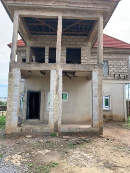 4 Bedroom Duplex Carcass, Sahara Estate, Lokogoma District, Abuja, Detached Duplex for Sale