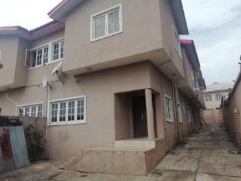 5 Bedroom Duplex All Ensuite + Prepaid Meter, 2 Rooms Bq & a Gatehouse, By Adetoro Adelaja Street, Gra, Magodo, Lagos, Semi-detached Duplex for Rent