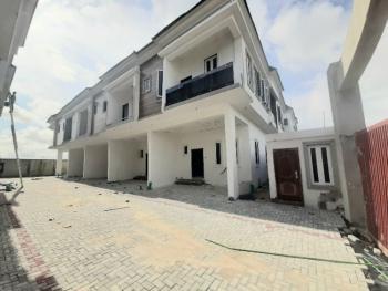 Serviced 4 Bedroom Terrace Duplex with 24hr Light, Extention Road, Vgc, Lekki, Lagos, Terraced Duplex for Sale
