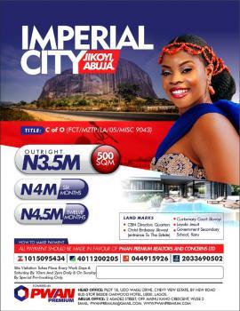 Land, Imperial City Estate, Phase 1, Jukwoyi, Abuja, Mixed-use Land for Sale
