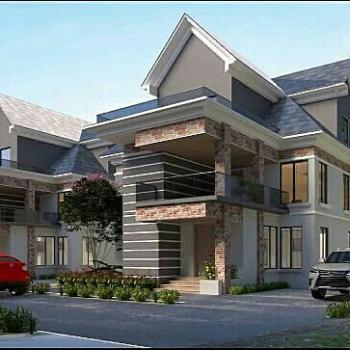 Luxury Five Bedrooms Detached Duplex, Asokoro District, Abuja, Detached Duplex for Sale