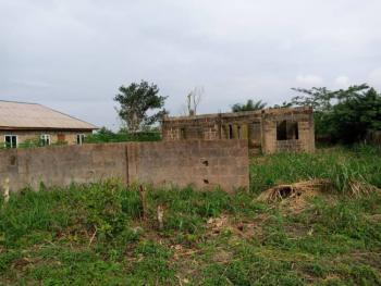 Twin 3 Bedroom Bungalow, Ayomo Road By Jubilee Estate Mowe, Mowe Town, Ogun, Semi-detached Bungalow for Sale