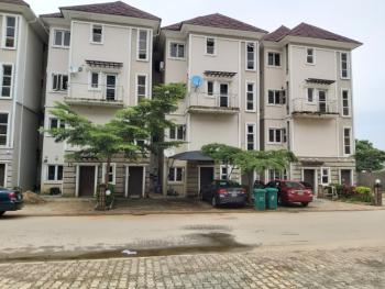 Brand New 4 Bedrooms Maisonette, Brains and Hammers Estate, Galadimawa, Abuja, Terraced Duplex for Sale
