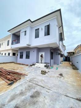 5 Bedroom Semi Detached Duplex with Bq, Ado, Ajah, Lagos, Semi-detached Duplex for Sale