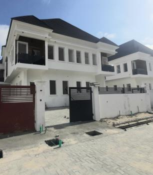 Newly Built 4 Bedroom Semi Detached Duplex with Bq, Ikota, Vgc, Lekki, Lagos, Semi-detached Duplex for Sale