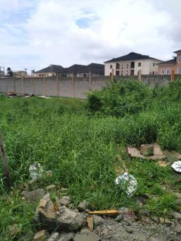 Fenced 900.504 Square Meters Land, The Rock Drive, Off Durosimi Etti, Lekki Phase1,  Block 24 Plot 25a, Lekki Phase 1, Lekki, Lagos, Residential Land for Sale