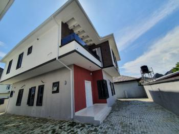 Well Located, Brand New 5 Bedroom Fully Detached Duplex with Boys Quar, Osapa, Lekki, Lagos, Detached Duplex for Sale